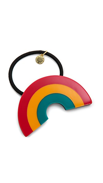 Marc by Marc Jacobs Rainbow Pony Hair Tie