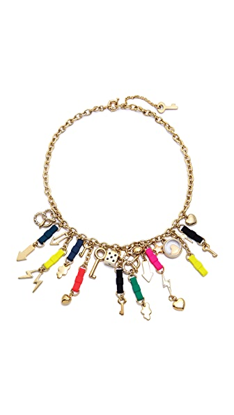 Marc by Marc Jacobs Bow Tie Mash Up Necklace