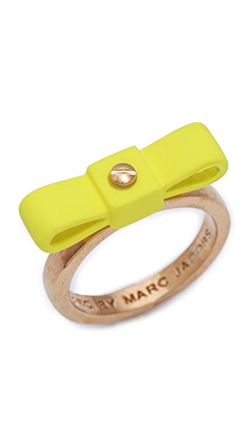 Marc by Marc Jacobs Bow Tie Ring