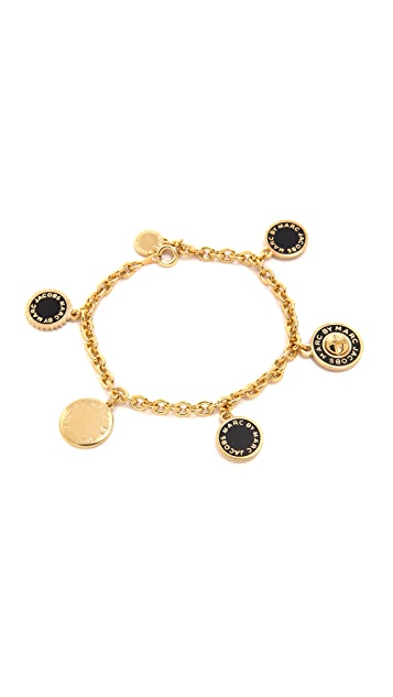 Marc by Marc Jacobs Collected Charms Bracelet