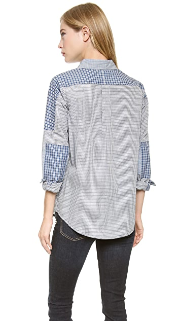 Marc by Marc Jacobs Check Shirting Button Down