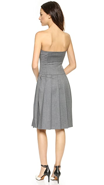 Marc by Marc Jacobs Junko Lightweight Wool Dress