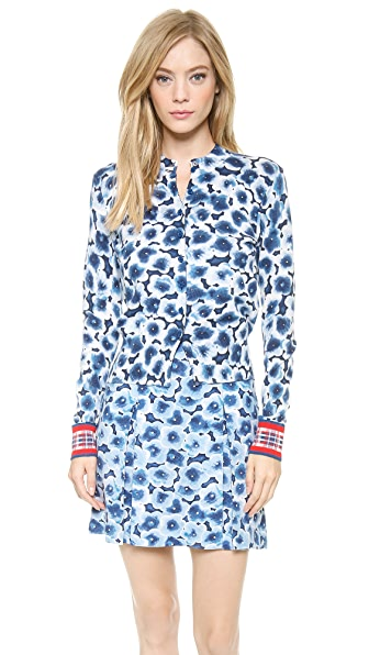 Marc by Marc Jacobs Aki Printed Cardigan