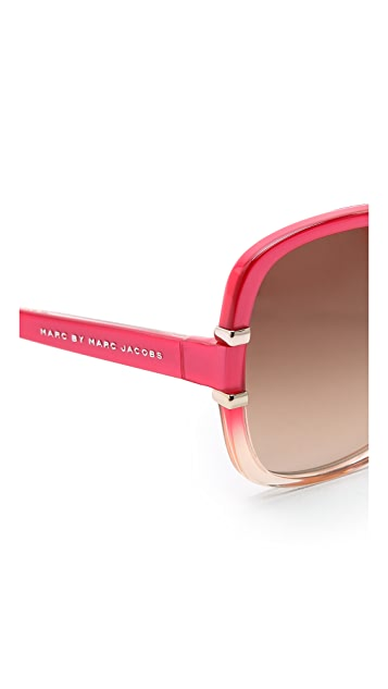 Marc by Marc Jacobs Gradient Sunglasses