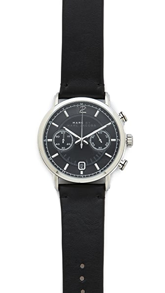 Marc by Marc Jacobs Fergus 42MM Chronograph Watch