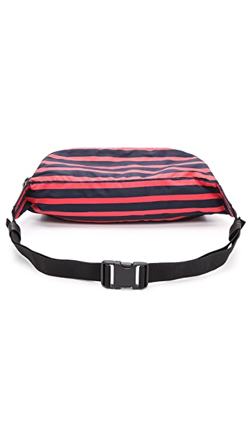 Marc by Marc Jacobs Combo Stripe Packable Bumbag