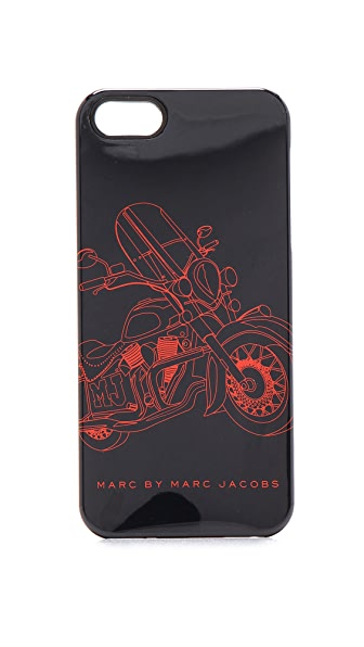 Marc by Marc Jacobs Motorcycle Print iPhone 5 / 5S Case