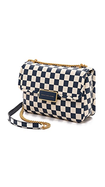 Marc by Marc Jacobs Checkered Rebel 24 Bag
