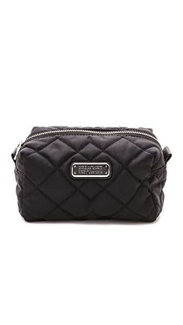 Marc by Marc Jacobs Crosby Quilt Large Cosmetic Case