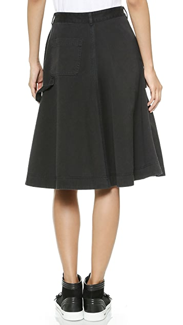 Marc by Marc Jacobs Classic Pleated Skirt