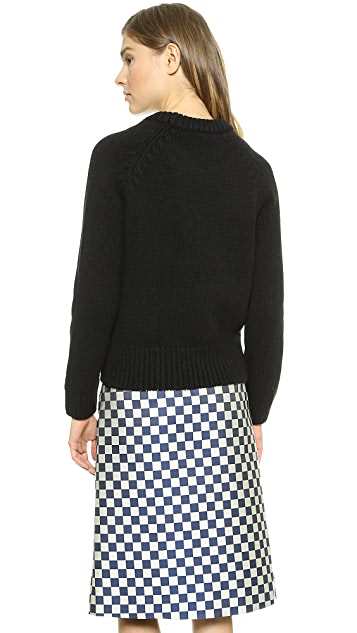 Marc by Marc Jacobs Don't Panic Sweater