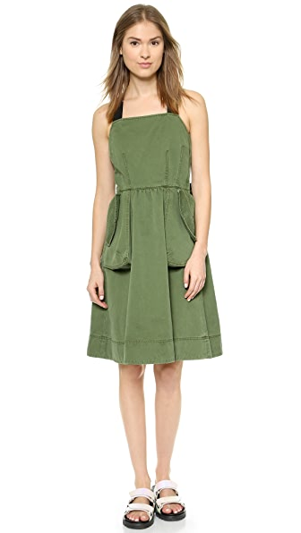 Marc by Marc Jacobs Classic Cotton Dress