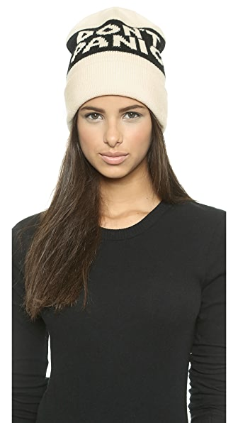 Marc by Marc Jacobs Dont Panic Hat