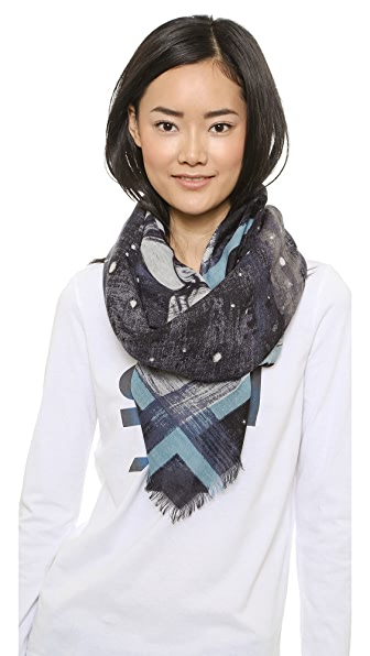 Marc by Marc Jacobs Jupiters Ladies Scarf