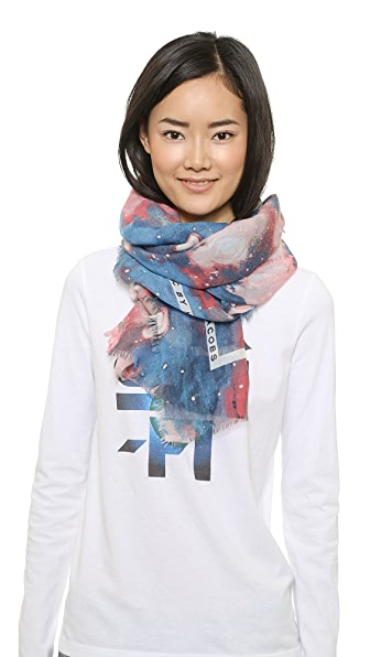 Marc by Marc Jacobs Stargazer Scarf