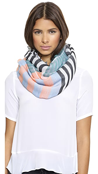 Marc by Marc Jacobs Home Stripe Scarf