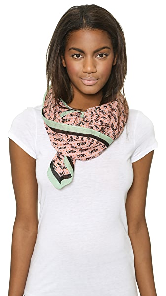 Marc by Marc Jacobs Perf-Ection Scarf