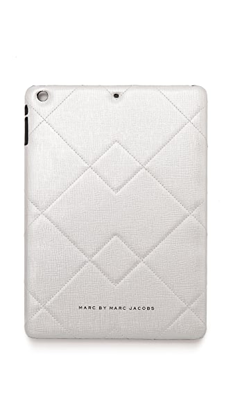 Marc by Marc Jacobs Crosby Quilted Saffiano iPad Air Case