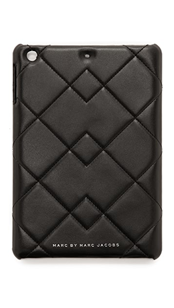 Marc by Marc Jacobs Crosby Quilted iPad mini Case