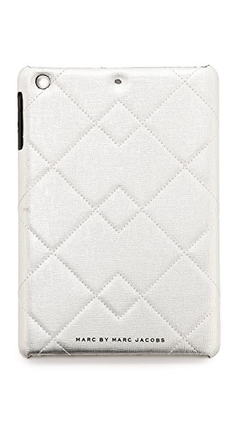 Marc by Marc Jacobs Crosby Quilted Saffiano iPad Mini Case