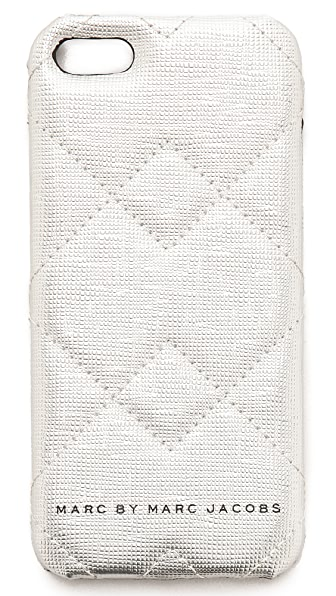 Marc by Marc Jacobs Crosby Quilted Saffiano iPhone 5 / 5S Case