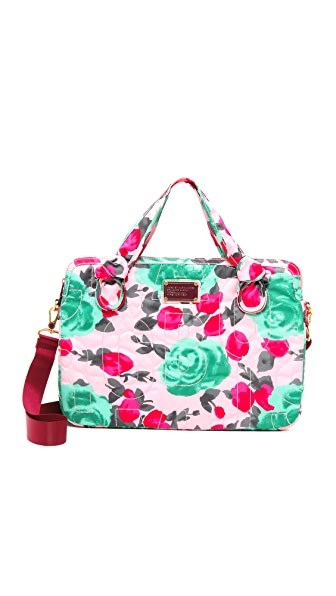 "Marc by Marc Jacobs Pretty Nylon Jerrie Rose 15"" Computer Commuter Case"