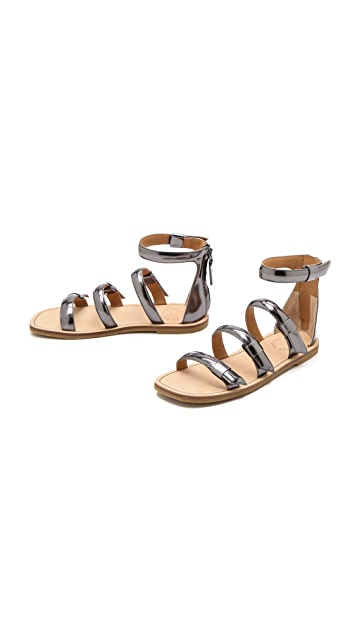 Marc by Marc Jacobs Seditionary Flat Sandals