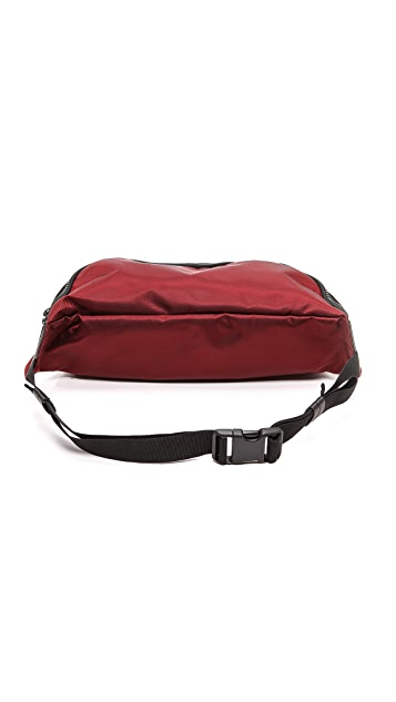 Marc by Marc Jacobs Shiny Twill Packable Bumbag