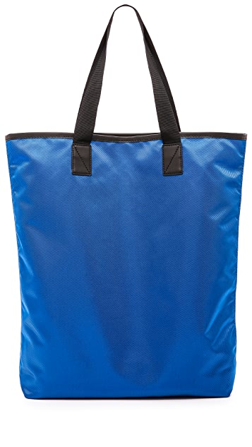 Marc by Marc Jacobs Shiny Twill Tote