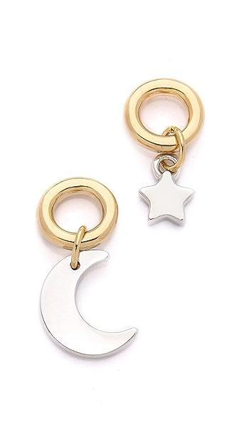 Marc by Marc Jacobs Starry Sky Earrings