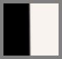 Black/Argento