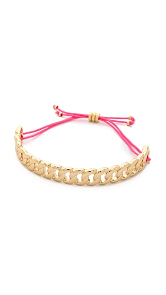 Marc by Marc Jacobs Solidly Linked Friendship Bracelet