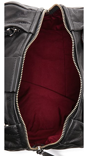 Marc by Marc Jacobs Moto Barrel Bag