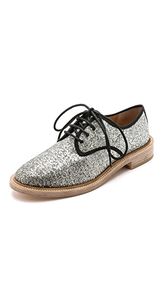 Marc by Marc Jacobs Nailed It Glitter Oxfords