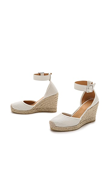 Marc by Marc Jacobs Summer Breeze D'Orsay Wedge Espadrilles