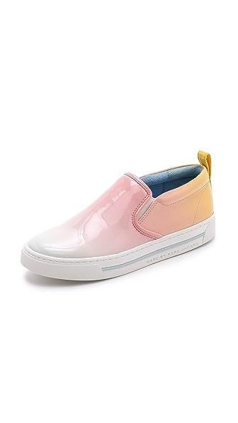 Marc by Marc Jacobs Cute Kicks Slip On Sneakers