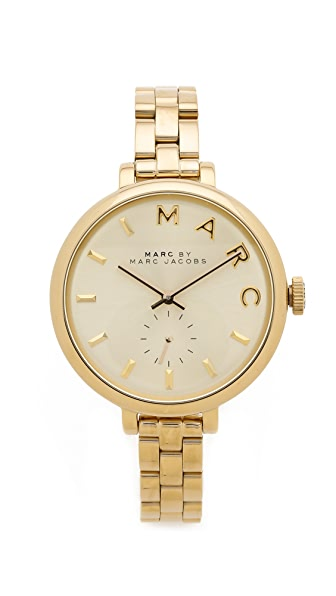 Marc by Marc Jacobs Skinny Baker Watch