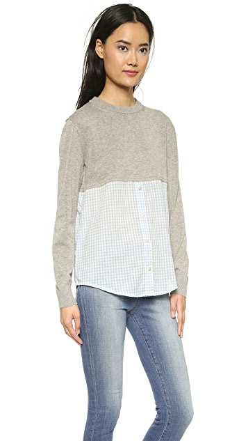 Marc by Marc Jacobs Gracie Combo Top