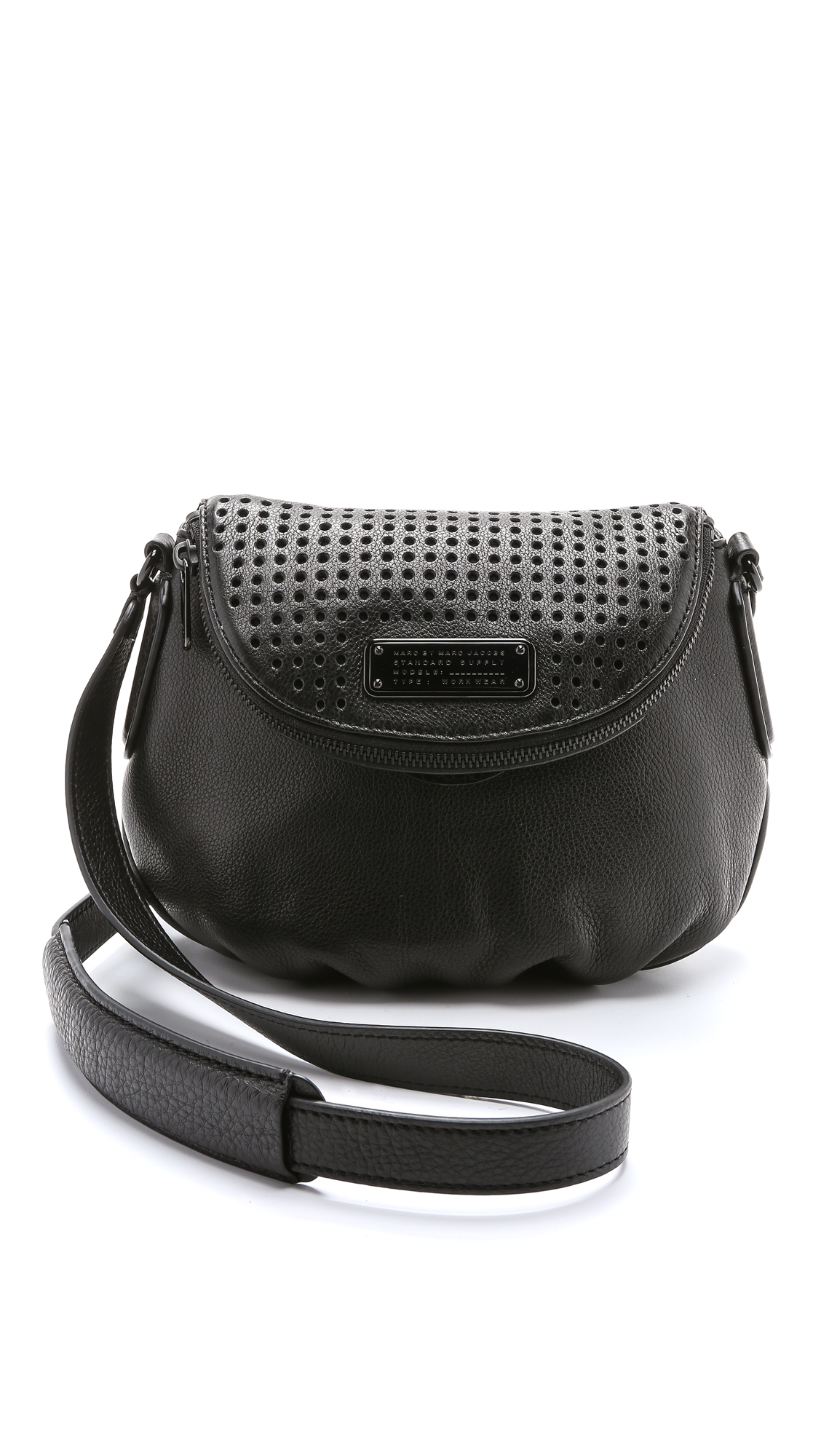 5bfbeb94328f Marc by Marc Jacobs New Q Perforated Mini Natasha Bag