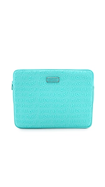 "Marc by Marc Jacobs Adults Suck Neoprene 15"" Computer Case"