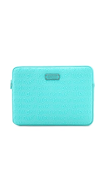 """Marc by Marc Jacobs Adults Suck Neoprene 13"""" Computer Case"""