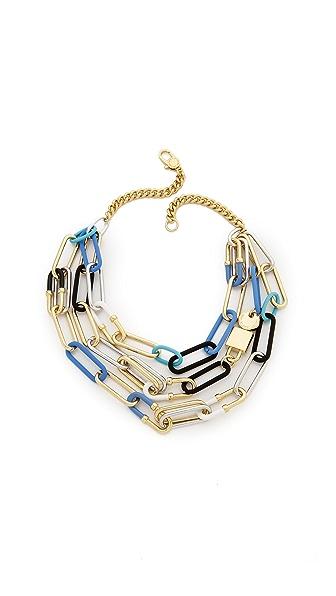 Marc by Marc Jacobs Ferus Bubble Chain Necklace
