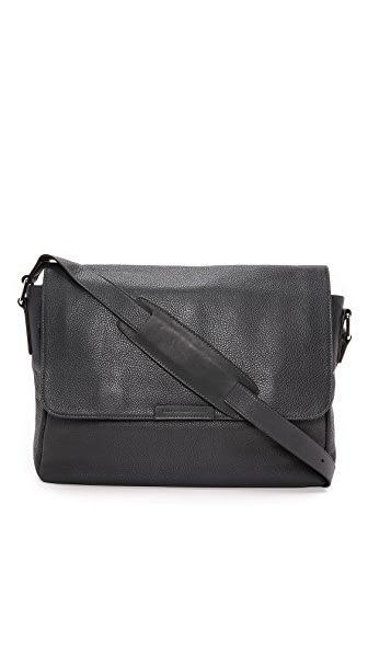 Marc by Marc Jacobs Classic Leather Messenger Bag