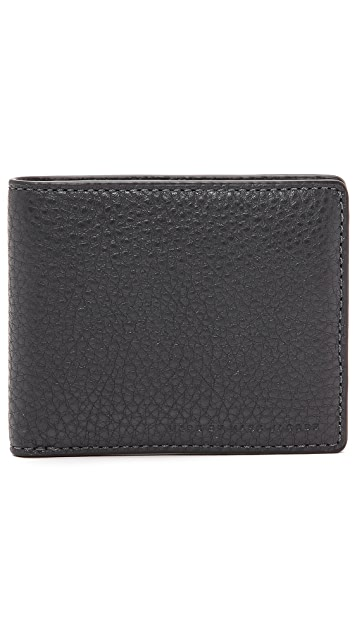 Marc by Marc Jacobs Classic Leather Martin Wallet