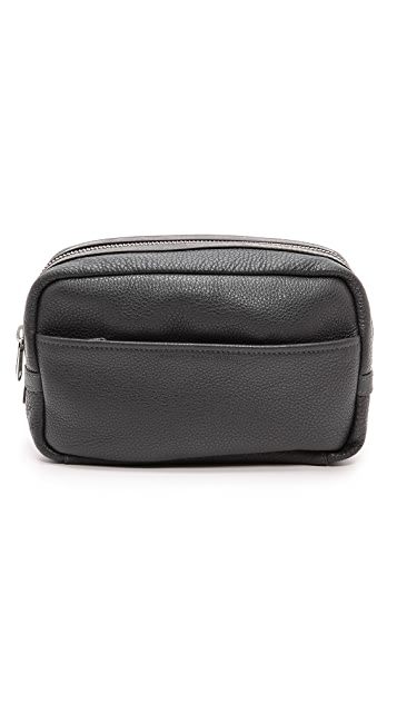 Marc by Marc Jacobs Classic Leather Travel Kit
