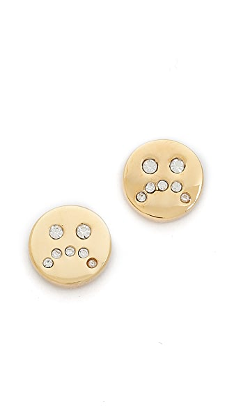 Marc by Marc Jacobs :( Stud Earrings