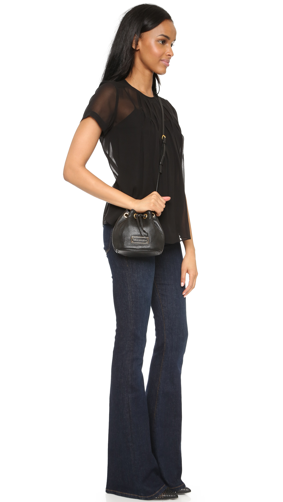 c89deb4cae53 Marc by Marc Jacobs Too Hot To Handle Mini Bucket Bag