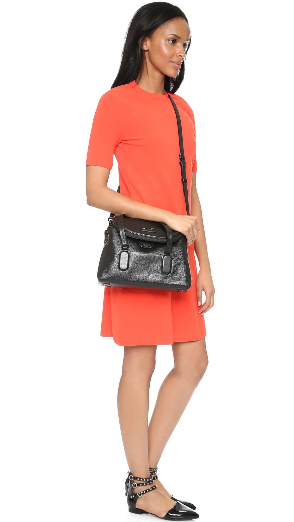 d8b6c664df Marc by Marc Jacobs Silicone Valley Small Satchel | SHOPBOP