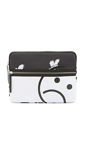 """Marc by Marc Jacobs Domo Arigato Jumbled Print 13"""" Computer Case"""