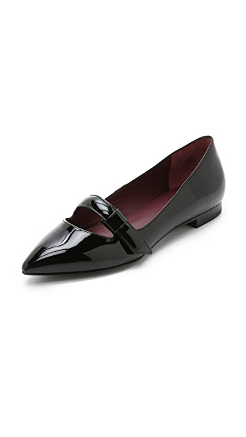 Marc by Marc Jacobs Bianca Mary Jane Flats